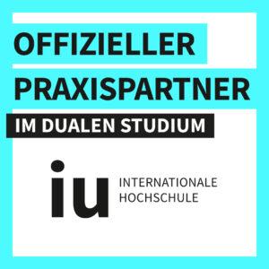 Logo Praxispartner IU
